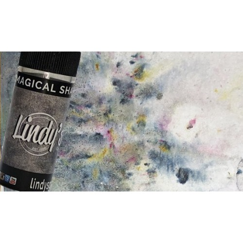 Magical Shakers de Lindy's Stamp- Stormy Silver