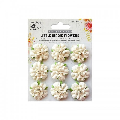Kit de Flores Little Birdie - VINCY MOON LIGHT