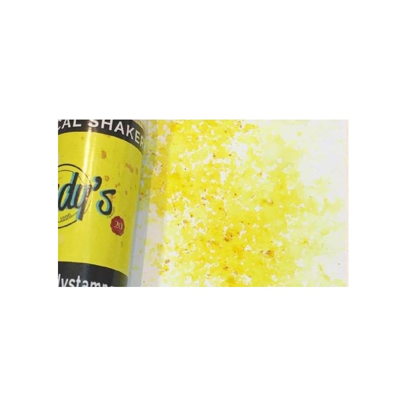 Magical Shakers de Lindy's Stamp- Yodeling Yellow