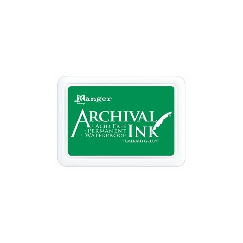 Emerald Green - Archival Pad
