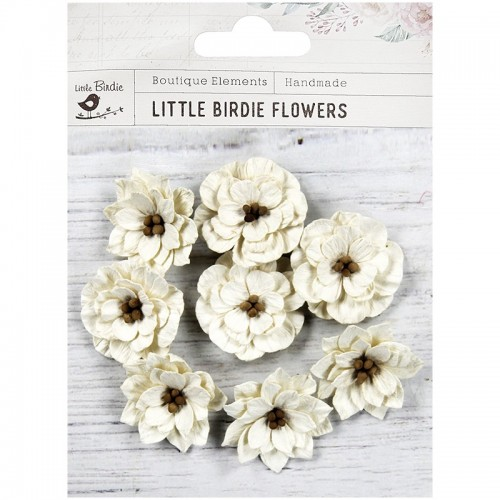 Kit de Flores Little Birdie - SERENADE MOON LIGHT