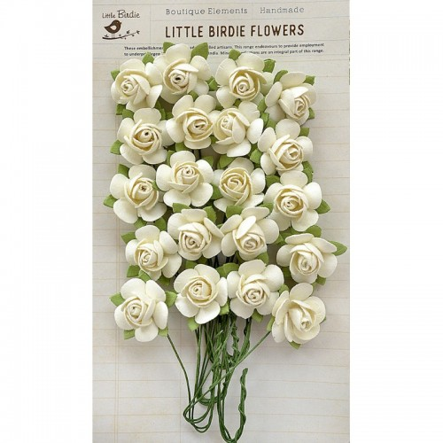 Kit de Flores Little Birdie - CATALINA CHARM
