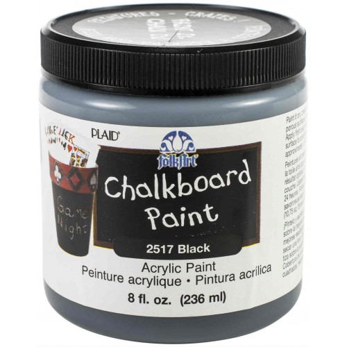 Chalkboard Paint Folk Art - 236 ml.