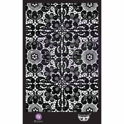 Stencil Finnabair Prima Marketing Ornate Lace