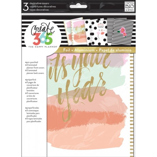 Happy Planner Medium Planner Covers - It's Your Year
