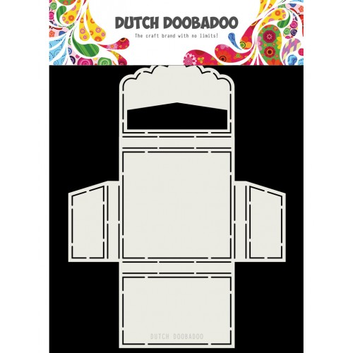 Dutch Doobadoo Shape Art Merci scallop