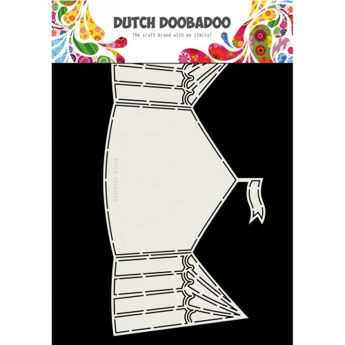 Dutch Doobadoo Card Art Circustent