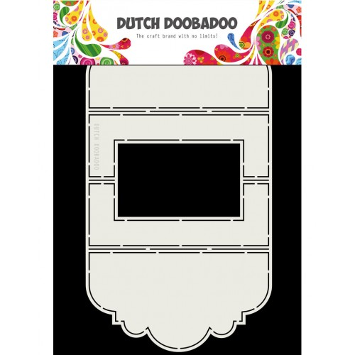 Dutch Doobadoo Shape Art Spinnet