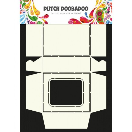 Dutch Doobadoo Box Art Window