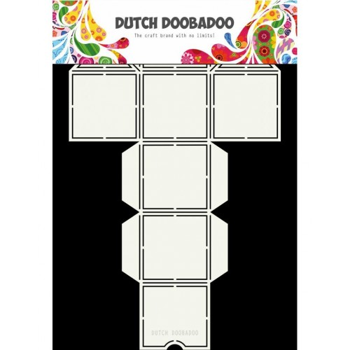 Dutch Doobadoo Box Art Straw Dispenser