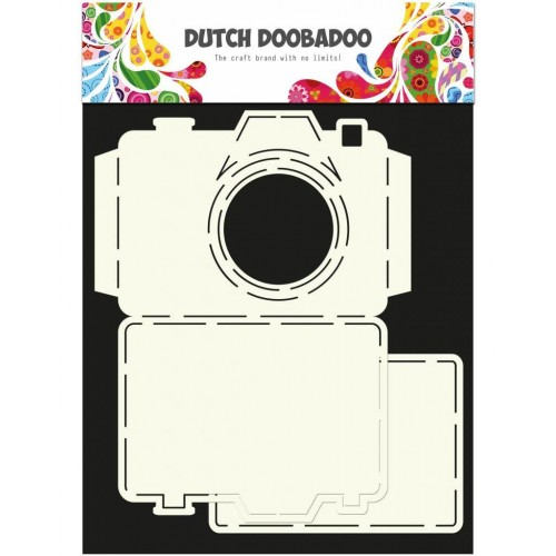 Dutch Doobadoo Card Art Camera Set de 2 piezas.