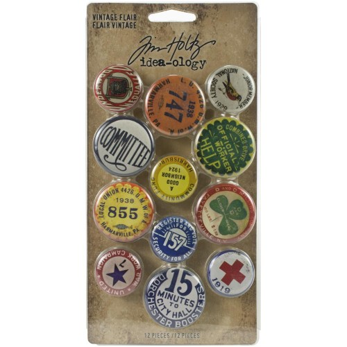 Idea-ology Tim Holtz Vintage Flair