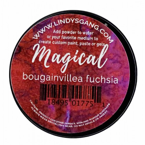 Pigmento Bougainvillea Fuchsia Magical - Lindy's Stamp