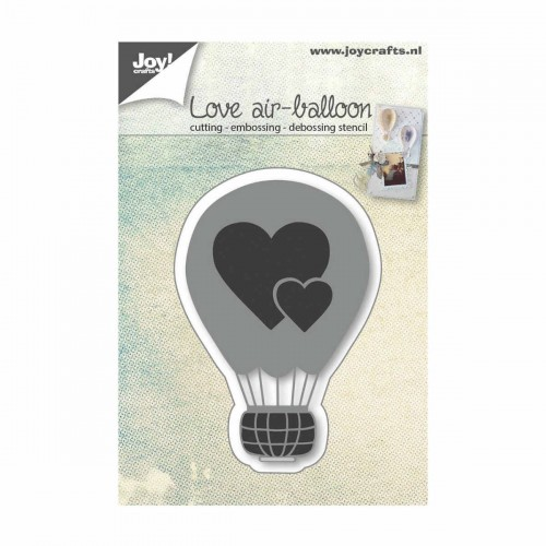 Troqueles Joy! - Love Air Balloon