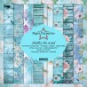 Kit de papeles 30 x 30 Shabby Chic Wood - Paper Favourites