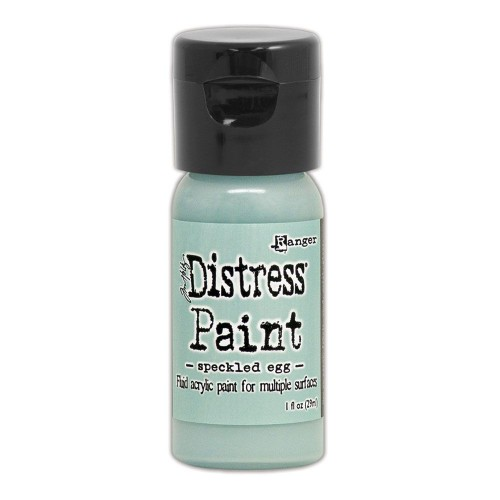 Tim Holtz distress paint Speckled Egg