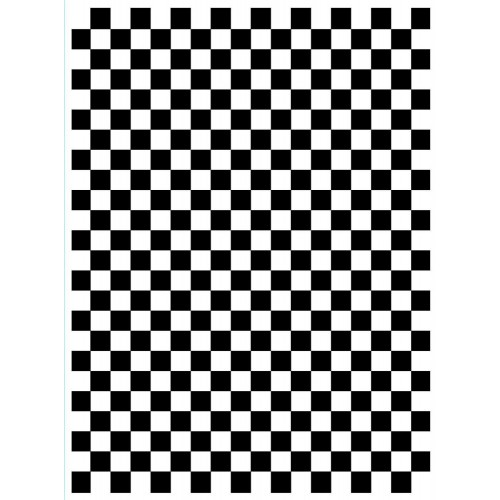 Carpetas de repujado Darice - checkered