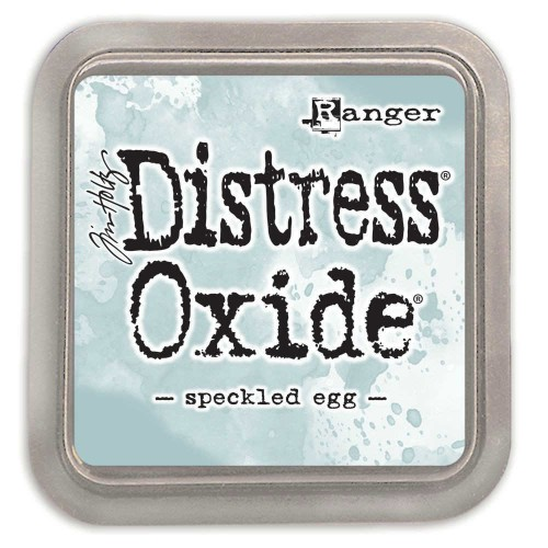 Tinta Distress Oxide Tim Holtz - Speckled Egg