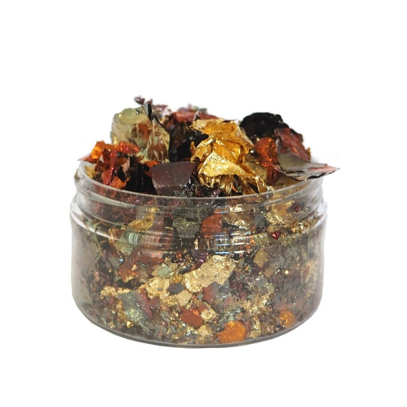 Cosmic Shimmer Gilding Flakes Mulled Wine 100ml
