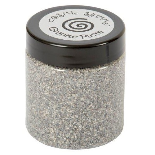 Cosmic Shimmer Granite Paste Black Pearl 75ml