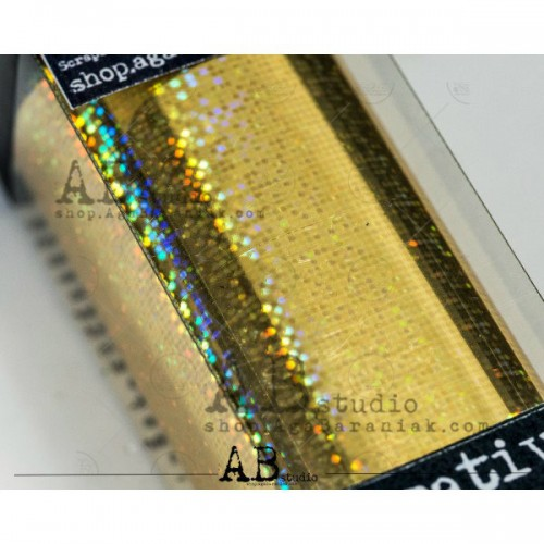Creative Foil - Opal gold - foil for transfers