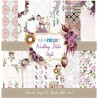 Kit 30 x 30 Papers for you - Wedding Boho Style