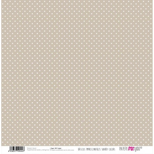 Papel Scrap Shabby Colors Tierra - Papers For You