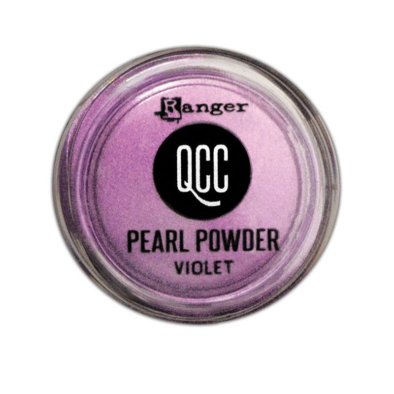QuickCure Clay Pearl Powders Violet - Ranger