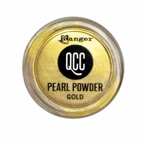 QuickCure Clay Pearl Powders Gold - Ranger