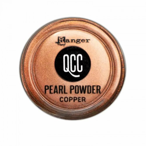 QuickCure Clay Pearl Powders Copper - Ranger