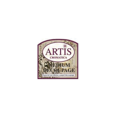 Medium Decoupage Artis - 60 ml.