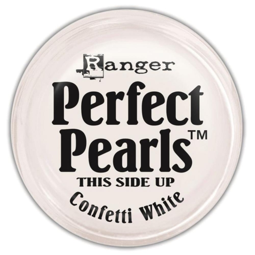 Perfect Pearls Confetti White