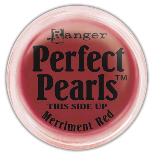 Perfect Pearls Merriment Red