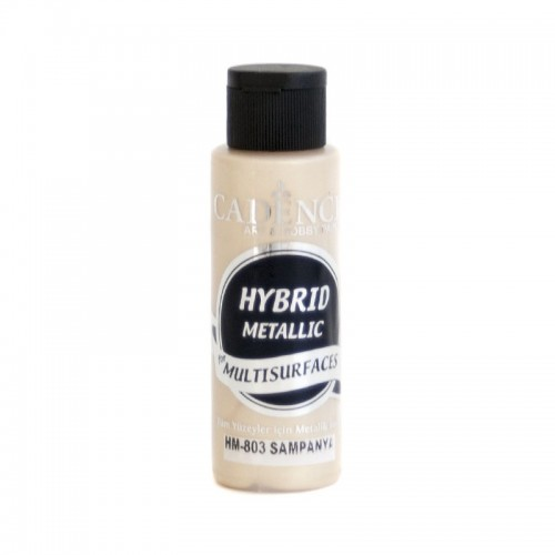 Hybrid Metallic CHAMPÁN 70 ml.