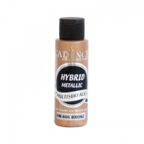 Hybrid Metallic BRONCE 70 ml.