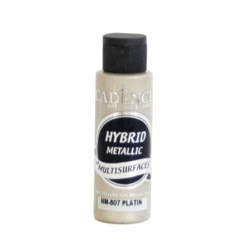 Hybrid Metallic PLATINO 70 ml.