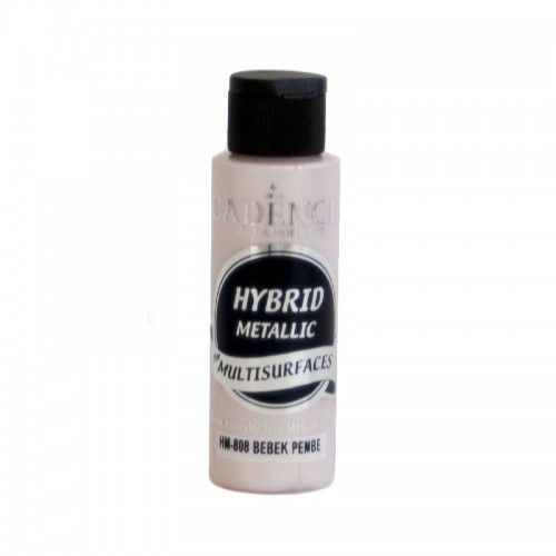Hybrid Metallic ROSA BEBÉ 70 ml.