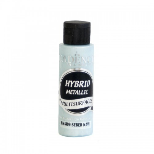 Hybrid Metallic AZUL BEBÉ 70 ml.