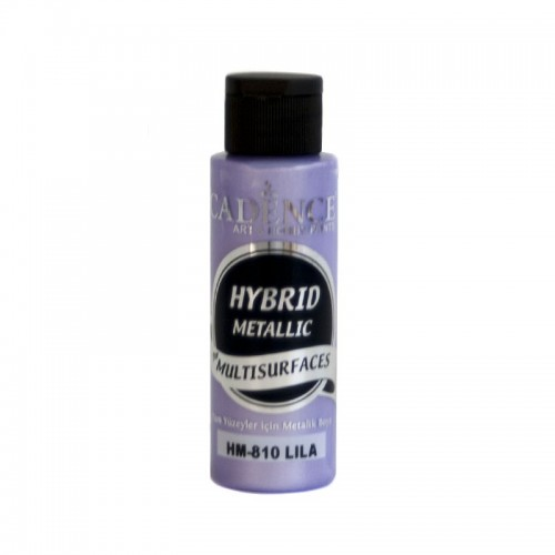 Hybrid Metallic LILA 70 ml.
