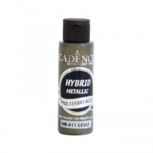 Hybrid Metallic NUEZ 70 ml.