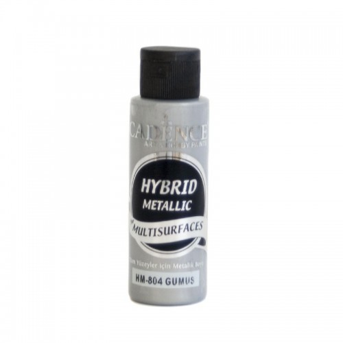 Hybrid Metallic PLATA 70 ml.