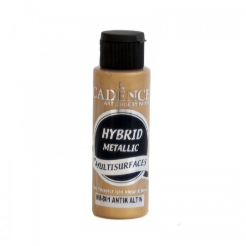 Hybrid Metallic ORO VIEJO 70 ml.