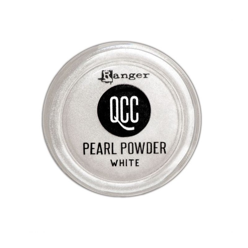 QuickCure Clay Pearl Powders White - Ranger
