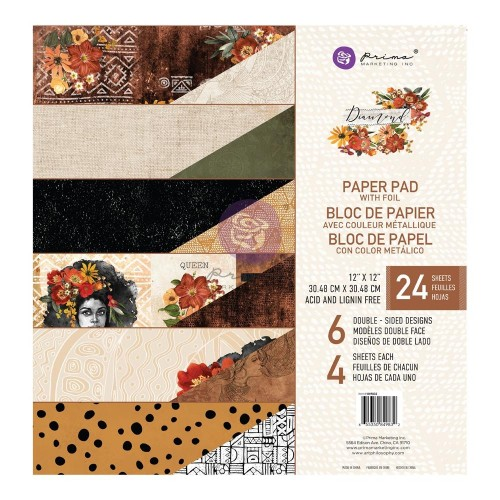 "Kit de papeles 30x30 ""Diamond"" Prima"
