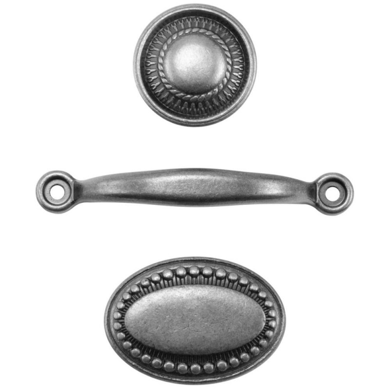 Idea-Ology Tim Holtz Mini Metal Hardware Pulls