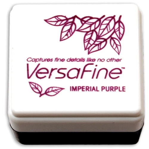 TSUKINEKO-VersaFine Small Ink Pad. Imperial purple