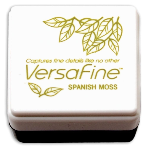 TSUKINEKO-VersaFine Small Ink Pad. Spanish Moss