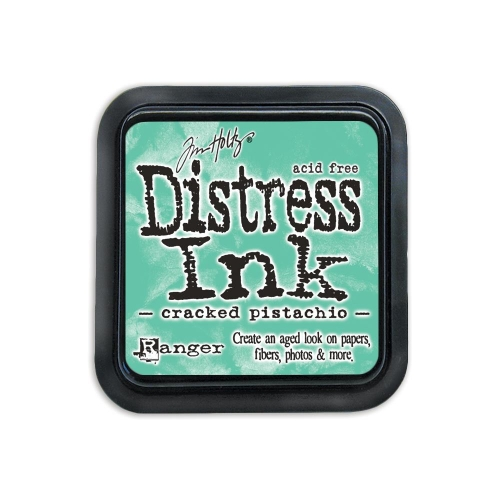 Tinta Distress cracked pistachio