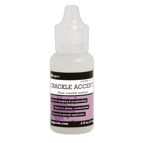 Inkssentials Mini Crackle Accents. 18 ml.
