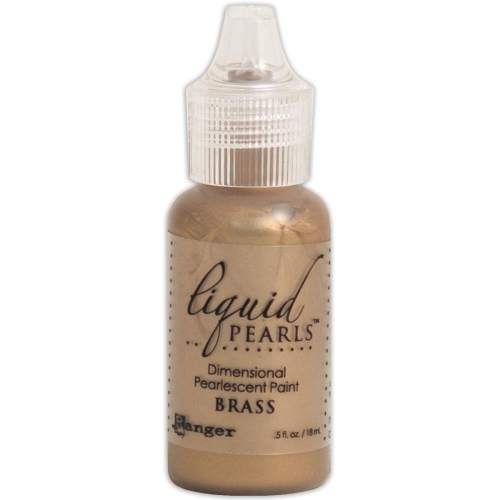 Liquid Pearls - Brass
